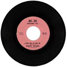 """Bobby Adams """"una nueva forma de hacerme daño"""" Soul del norte"""