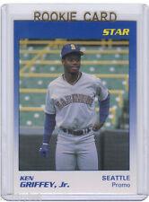 PROMO~RC~KEN GRIFFEY JR 1989 Star_Promo_ROOKIE CARD~'89~HOF~MVP~MARINERS~THE KID