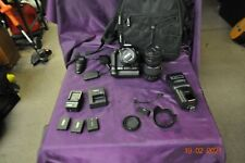 Canon EOS Rebel T6 18mp with Extras