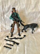 Custom GI Joe Cobra Spirit Iron Knife Tracker Wolf Special Forces Army Builder