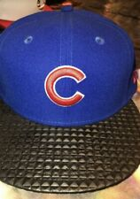 MLB Chicago Cubs Snapback Hat New Era Cap