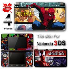 Spider Man SKIN VINYL STICKER COVER #1 for Nintendo 3DS