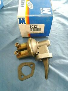 Master Fuel Pump # 60321 Chrysler Dodge Plymouth Dodge Truck 1981-87 4 cyl 2.2L