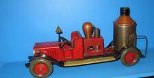 Seltener 30er Jahre Bing Feuerwehr Spritzenwagen   56 cm No 11/943