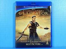 Gladiator - Academy Award Best Picture - Russell Crowe (Blu-ray, 2 Disc)