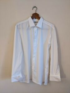 Charvet Men's White Shirt Size 43