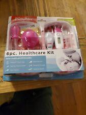 -Playtex-Baby 6pc Healthcare Kit in Pink Designer Case*