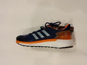 Adidas Supernova ST Boost Womens Running Shoes - Blue SZ-11