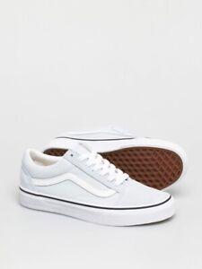 VANS Old Skool Skate Shoes Ballad Blue Men's Size 12 Light Blue New in Box