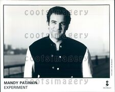 Actor Singer Mandy Patinkin Experiment Press Photo