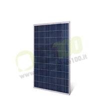 Pannello Solare Fotovoltaico 250W 24V Poli Serie HF baita casa impianti a isola
