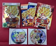 Dragon Ball Raging Blast - Limited Edition - XBOX 360 - USADO - MUY BUEN ESTADO