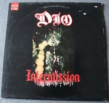 DIO, intermission, Mini LP - 33 tours