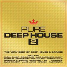 Pure Deep House 2 - The Very Best Of Deep House & Garage - Various (NEW 3CD)