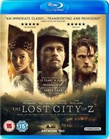 The Lost City Of Z Blu-Ray Nuovo (OPTBD2937)