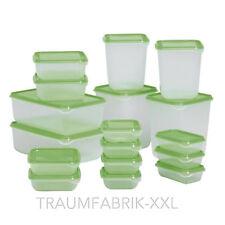 IKEA PRUTA CONTENITORE ERMETICO 17tlg Set scatole per congelatore conservazione