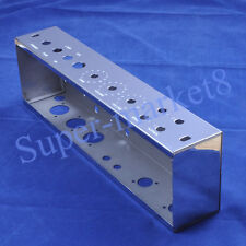5E3 Tweed Deluxe Chrome Plated Stainless Steel Chassis for DIY Guitar Tube Amp