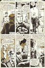Captain America #232 p.15 - Cap in Police Rookie Disguise - 1979 Sal Buscema