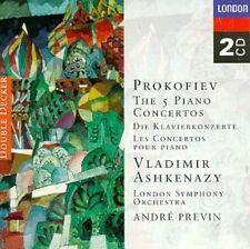 Vladimir Ashkenazy - Piano Concertos Complete [New CD]