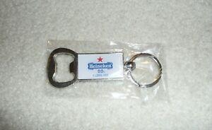 HEINEKEN 0.0% Alcohol Free Key-chain Ring - Bottle Opener