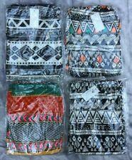 ladies/girls leggings, Aztec print,  Small to medium , Size 6/8/10/12 NEW