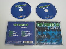 VARIOUS/THE POWER OF ELCTRO(SPV RECORDINGS-SPV 057-95432 DCD)2XCD ALBUM