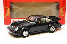1:16/ 1:18 Polistil Porsche 911 TG Coupe black NEW bei PREMIUM-MODELCARS