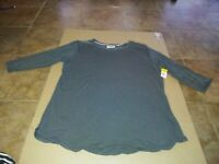 Women's Top Bobbie Brooks Size 1X  NWT!