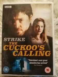Strike The Cuckoo's Calling DVD