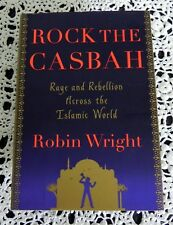 Rock the Casbah by Robin Wright SIGNED Stated 1st Edition Journalist Wash Post