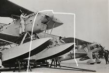 15x10cm USINE photo HEINKEL He 60 avion 1930er Photo