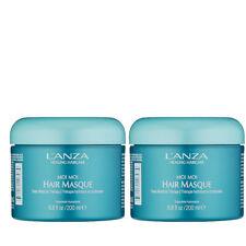 Lanza Healing Moisture Moi Moi Hair Masque 6.8 oz- 2 PACK