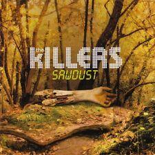 THE KILLERS Sawdust B-Sides & Rarities: 2003 - 2007 CD Album 2007 WIE NEU Rock