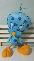 TWEETY BIRD PLUSH TOY BLUE 50CM LOONEY TUNES CHARACTER TOY NANCO