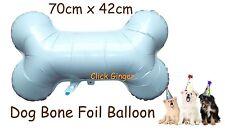 Dog Bone Foil Helium Quality Balloon Puppy Birthday Party Paw Patrol Halloween