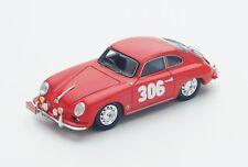 """Porsche 356 #306 Stross-Whaley """"Rally Monte Carlo"""" 1958 (Spark 1:43 / S1876)"""