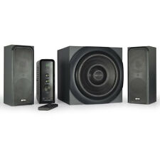 Thonet & Vander Ratsel & Flug 66W 2.1+1 Stereo Speaker system w/ Subwoofer