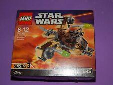 Star Wars  Lego Wookie Gunship Micro Fighter Sealed