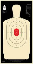 B-29 Revrc - Reverse/Red Center - Non-Official Nra Target - 100 Target Pack