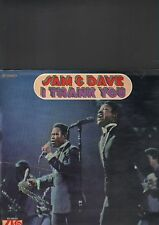 SAM & DAVE - i thank you LP first italy press