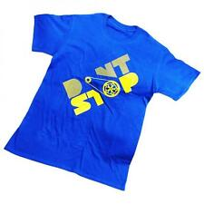 felvarrom mens dont stop short sleeve t-shirt blue Medium box74 72 J