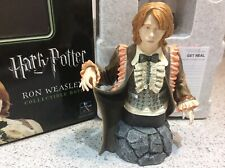 Harry Potter Gentle Giant Bust RON WEASLEY IN DRESS ROBES Limited No 451/2000