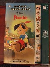 Disney Golden Sound Story - Pinocchio 1992