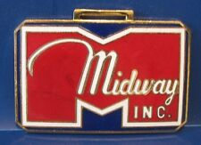 Midway Inc Pocket Watch Fob 1975 Show Commemorative Berlin Heights Ohio Truck