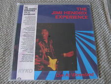 JIMI HENDRIX EXPERIENCE Live at Winterland RYKO Old Store Stock Lp SEALED