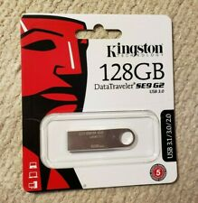Kingston 128GB DataTraveler SE9 G2 3.0 USB 3.0 Pen Drive DTSE9G2/128GB Ret
