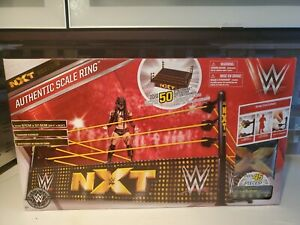 WWE NXT EDITION AUTHENTIC SCALE RING
