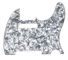Black Pearloid Pickguard for Standard 8-hole Fender Telecaster/Tele® TPG8-BP