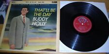 That'll Be The Day - Buddy Holly LP AH 3