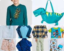 TODDLER CLOTHING FOR BOY  4T  10  PIECES